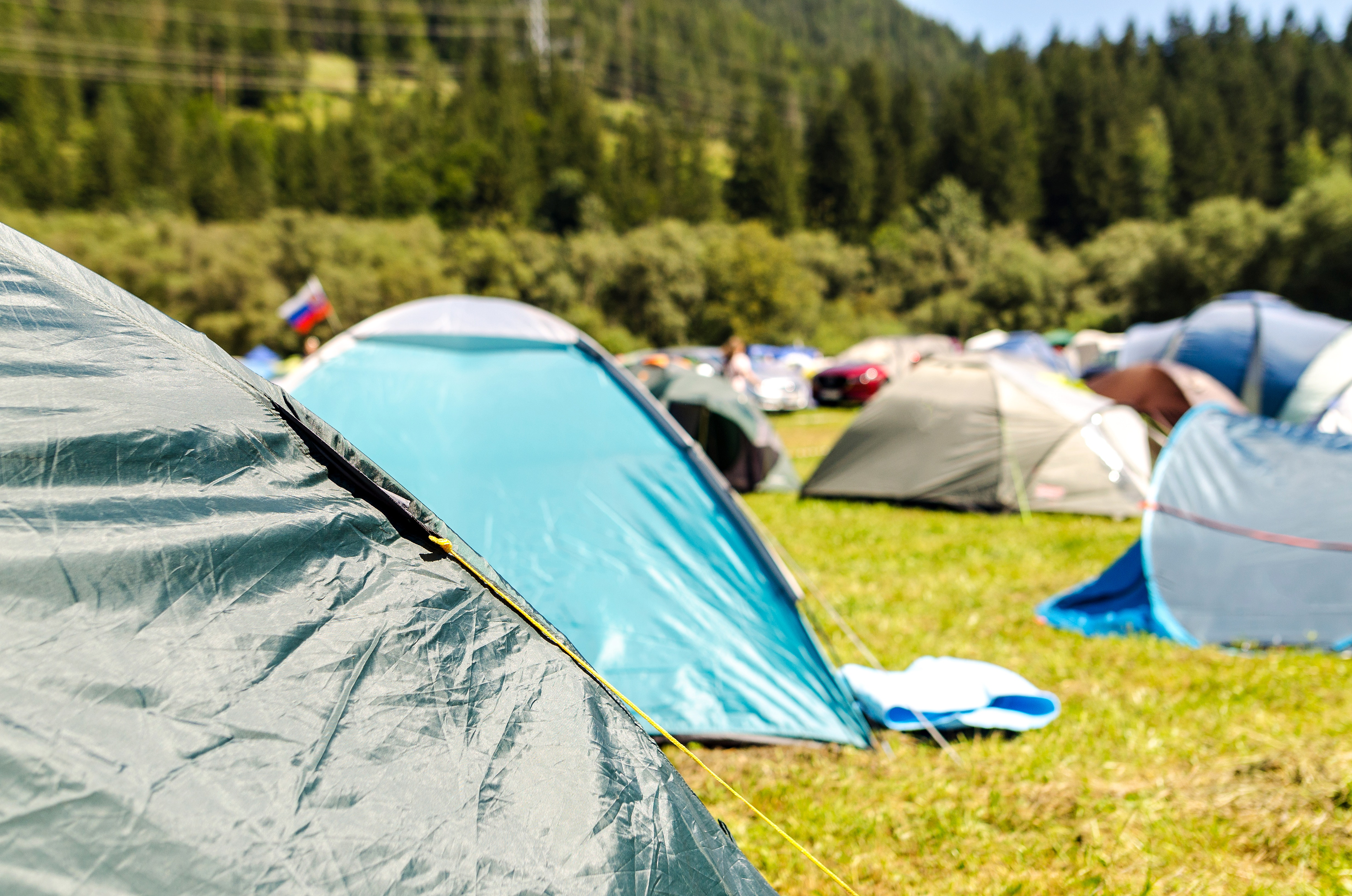 Profile: Geoff Jackson – FBA Tent Company